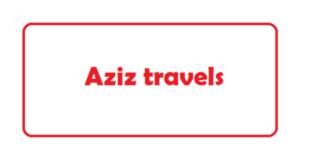 Aziz travels