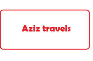 Aziz travels - Online Ticket & Counter Phone Number [2020]
