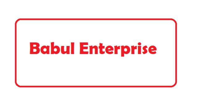 Babul Enterprise: Online Ticket & Counter Phone [2020]