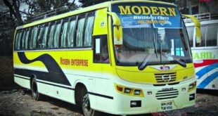 Modern Enterprise bus