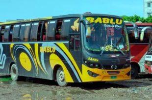 Bablu Enterprise Bus   Online Ticket & Counter Number [2020]