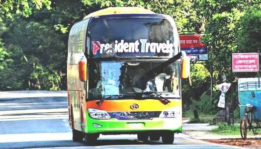 President travels