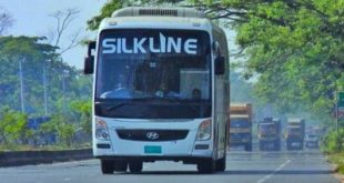 Silk Line travels