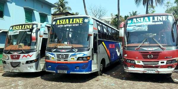 Asia line Bus: Online Ticket & Counter Number [2020]